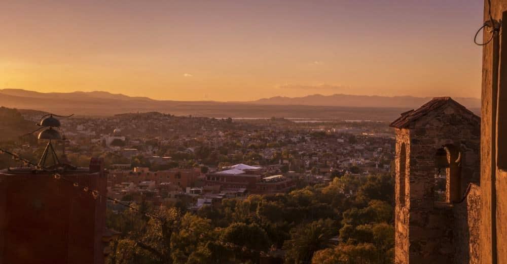 best mexican cities to live in San Miguel de Allende