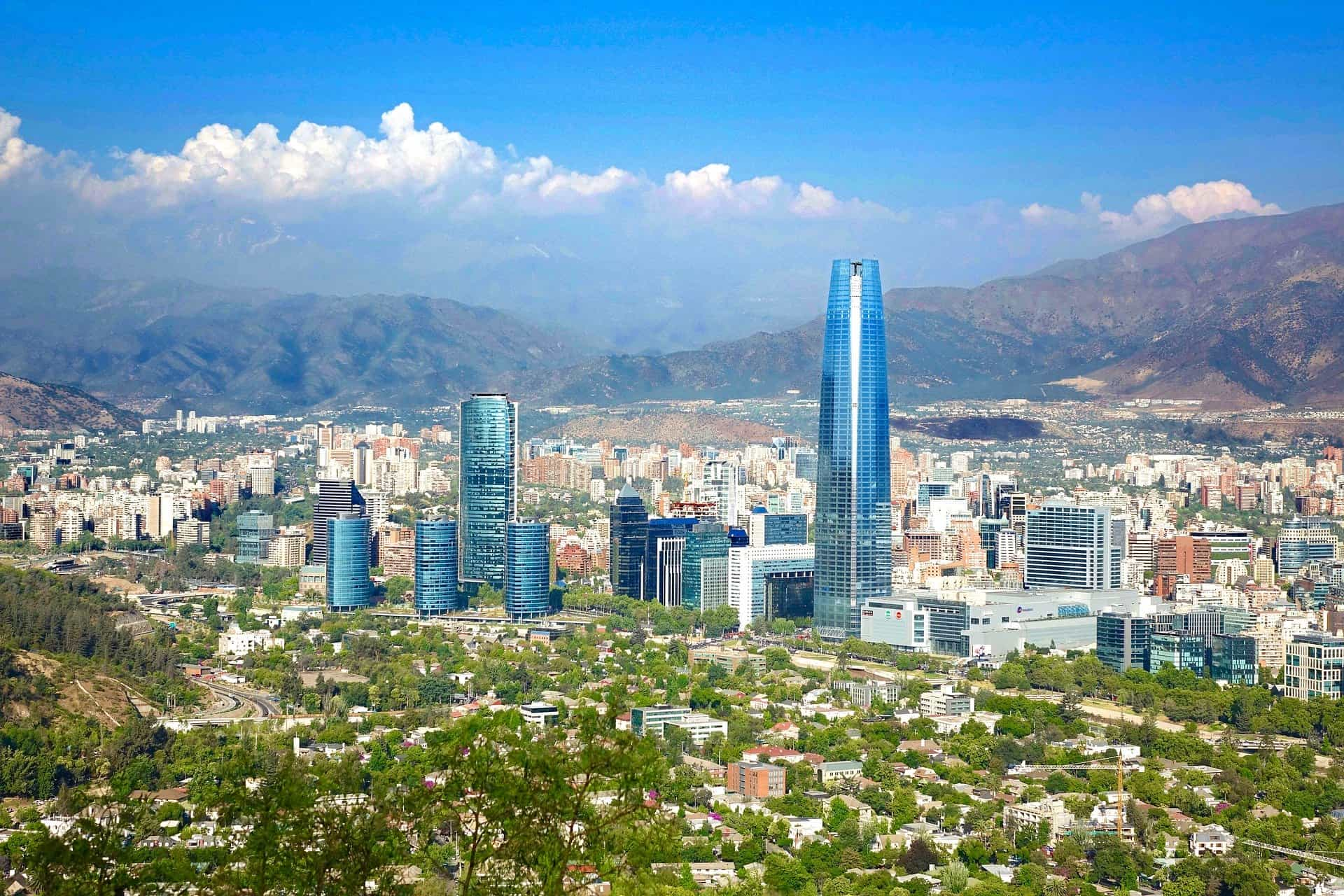 best places to live in chile santiago