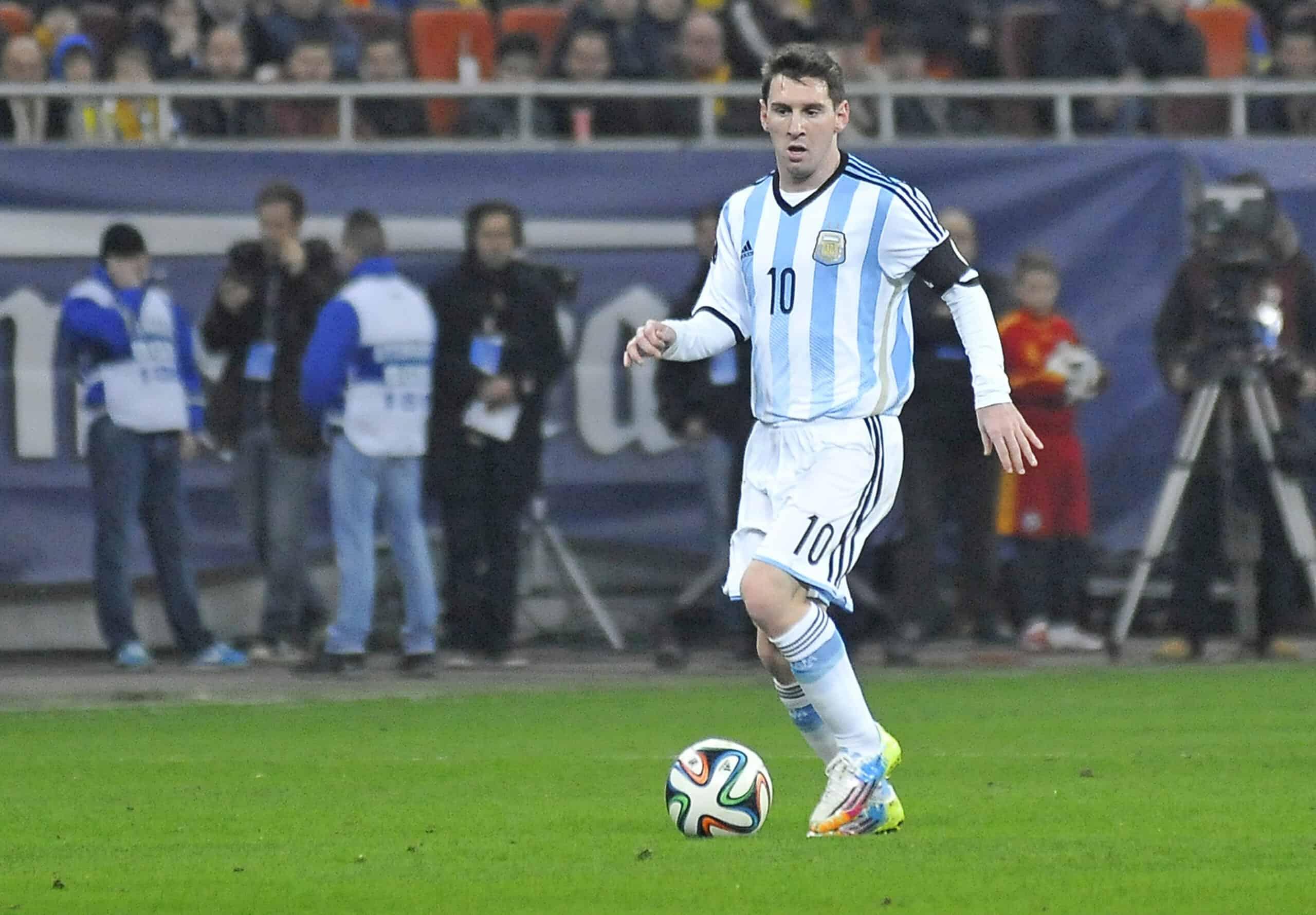 Rosario Argentina birthplace Leo Messi